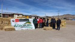 AgroRural destina S/ 71.3 millones para enfrentar heladas en zonas altoandinas