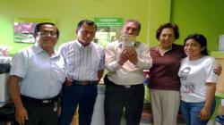 AnpePerú, UNMSM y Municipalidad de Miraflores se unen para mejorar la producción agropecuaria