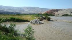 Arequipa: peligran más de 400 hectáreas de arroz por crecida del río Majes