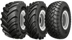 ATG cuenta con una alta gama de neumáticos para más de 3 mil aplicaciones para los distintos tipos de maquinarias