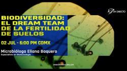 """""""Biodiversidad: el Dream Team de la Fertilidad en suelos"""""""