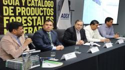 Buscan reactivar comercialización de oferta maderable de origen legal
