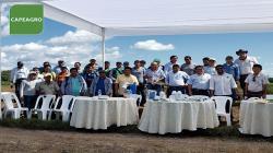 Capeagro aplica mejores tecnologías para incrementar productividad en arroz
