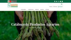 Catálogo Virtual del Midagri expone actualmente 580 productos agrarios provenientes de 243 pequeños productores de 23 regiones del país
