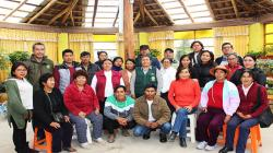 Conforman asociación de productores de plantas en Junín