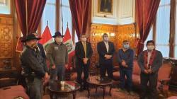 Congreso de la República realizará segundo Pleno Agrario el 16 de octubre