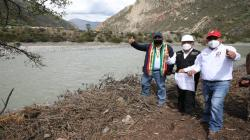 Construcción de nuevo puente Pampas entre Ayacucho y Apurímac ayudará impulsar la exportación de productos agrícolas