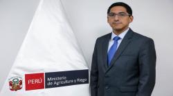 Designan a Carlos Ynga La Plata viceministro de Desarrollo e Infraestructura Agraria del Minagri