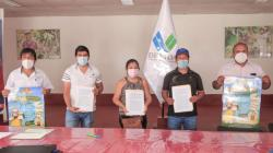 Devida y autoridades locales apuestan por el reciclaje en Huánuco