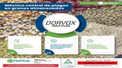 Dorvox, potente y eficaz insecticida