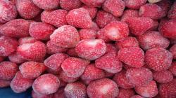 El competitivo mercado de exportación de berries congelados a Europa