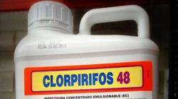 Estados Unidos prohibirá el uso de clorpirifos tras años de disputas legales