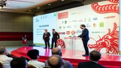 Ganadores de los Asia Fruit Awards