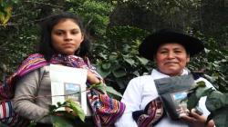 Hilda Leguía, la esforzada productora cusqueña del mejor café peruano