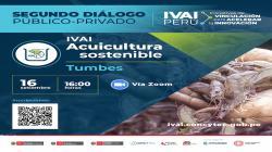Hoy se realiza el segundo diálogo público-privado de la iniciativa de vinculación para acelerar la innovación en acuicultura sostenible