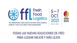 IFEMA MADRID lanza Fresh Food Logistics, evento especializado en soluciones para la cadena de frío alimentaria