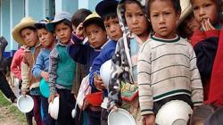 Inseguridad alimentaria en Perú superó considerablemente el promedio de América del Sur