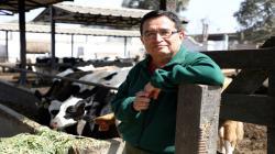 Investigadores de la UNALM realizan estudio para disminuir impacto del gas metano en el ambiente