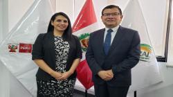 Jodie Ludeña asume la Dirección Ejecutiva de Agro Rural