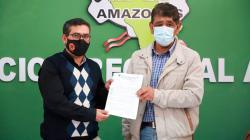 Joel Cusquisiban Minchán es nombrado director regional de Agricultura de Amazonas