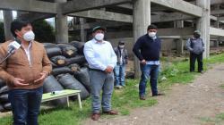 La Libertad: Agro Rural entrega cerca de 14.000 kilos de semillas de pastos mejorados