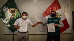 La Libertad: alianzas estratégicas del Senasa buscan erradicar las moscas de la fruta para beneficio de la agricultura familiar