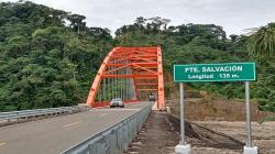 """Madre de Dios: puente """"Salvación"""" dinamizará el comercio de cacao, palta y papaya"""