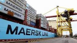 Maersk experimenta la caída de la demanda mundial de contenedores este año