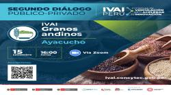 Mañana se realizará el segundo diálogo público-privado de la iniciativa de vinculación para acelerar la innovación de granos andinos