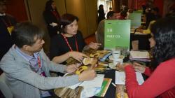 Más de 900 productores organizados lograron negocios por S/ 2.3 millones en I Macro Rueda de Negocios Sur
