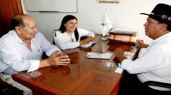 MELISSA NÚÑEZ SOSTUVO IMPORTANTE REUNIÓN CON EL PRESIDENTE DE CONVEAGRO