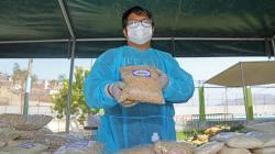 Mercados itinerantes comercializan más de 29 toneladas de granos andinos a nivel nacional