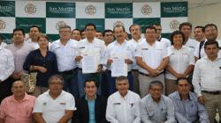 Minagri anunció créditos de S/ 25 millones para potenciar producción agrícola en San Martín