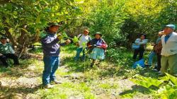 Minagri certificará los saberes de 262 campesinos en siete regiones del país