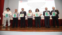 Minagri presentó 83 acuerdos con gremios agrarios del país