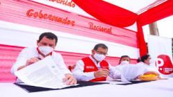 Minagri y GORE Piura suscriben convenio para mejorar actividad pecuaria