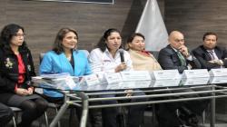 Ministra Fabiola Muñoz presentó más de 50 acuerdos con gremios para impulsar el agro