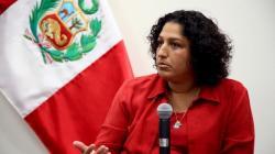 """Ministra Muñoz: """"Siempre está abierta la voluntad de diálogo para tratar problemática hídrica y del agro de Tacna"""""""