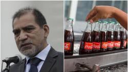 Ministro Barrenzuela afirma que la hoja de coca es el insumo principal de la Coca Cola