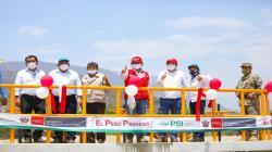 Ministro de Agricultura inauguró dos obras de infraestructura en Morropón y Chulucanas
