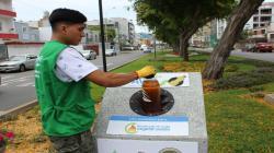 Miraflores realizó un adecuado manejo de residuos de aceite vegetal usado el 2019