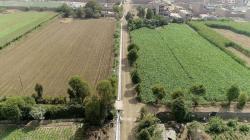 Municipalidad de Lima anuncia que invierte S/ 11 millones en mejoramiento de canales de riego en Lurigancho-Chosica y Comas