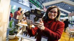 Mypes negociaron más de S/ 255 mil en X Salón del Cacao y Chocolate 2019