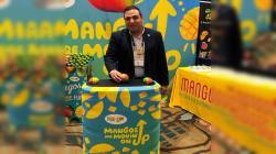 National Mango Board continúa promocionando el consumo de mango en la feria Southeast Produce Council