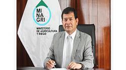 """""""No hay apuro para publicar Ley de promoción agraria"""""""