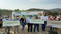 Pequeños productores organizados de Chulucanas son beneficiados con créditos del Fondo Agroperú