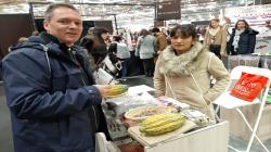 """Perú presentó oferta exportable de cacao en el """"Salon du Chocolat 2019"""" en París"""