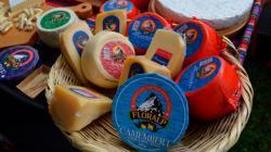 Premiarán a las mejores variedades de queso peruano