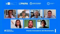 Premio Innovadores del Bicentenario en Pesca y Acuicultura reconocerá iniciativas exitosas en cinco categorías