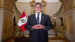Presidente Sagasti felicitó a la UNALM en su 119 aniversario